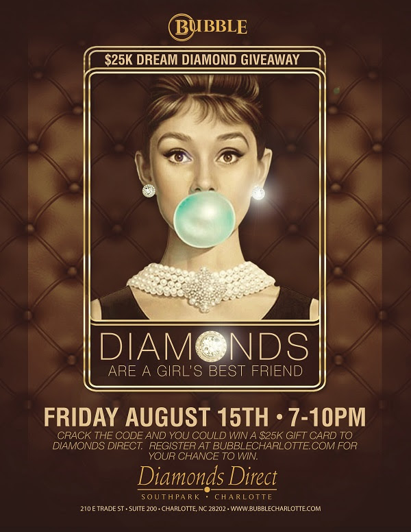 $25k Dream Diamond Giveaway @ $25k Dream Diamond Giveaway | Charlotte | North Carolina | United States