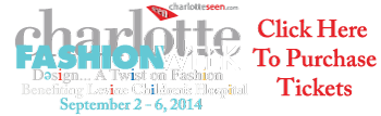 Charlotte Fashion Week 2014