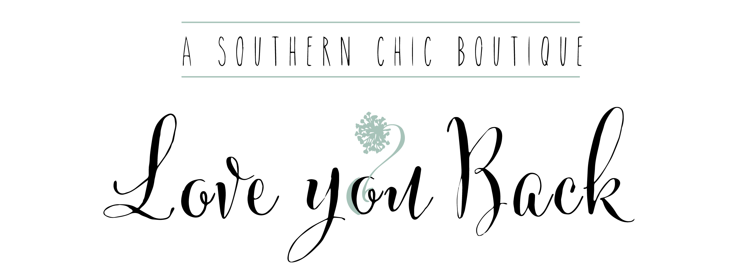 Love you back sponsor for Charlotte Fashion Week 2014